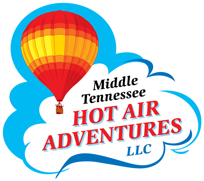 hot air balloon ride with Middle Tennessee Hot Air Adventures